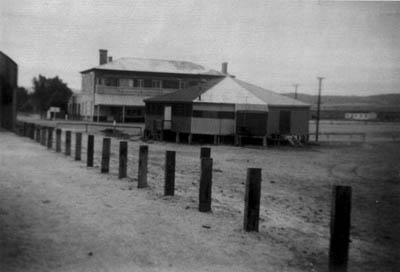 Port Germein 1954 to 1962